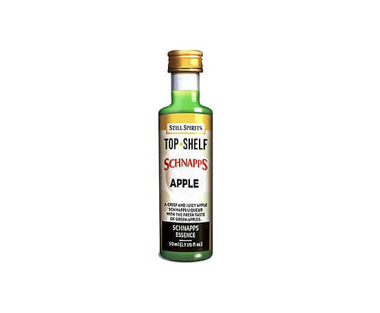 Эссенция Still Spirits Top Shelf Apple Schnapps (яблочный шнапс)